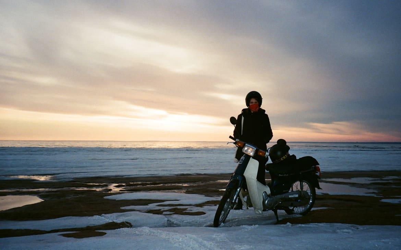 dawn-dusk-motorbike